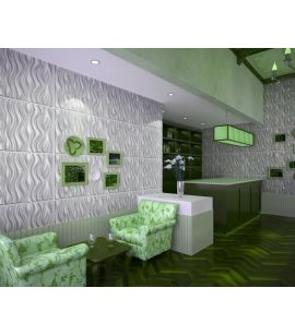 Panouri Decorative 3D Wave